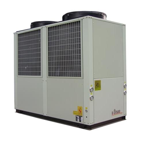 风冷螺杆式热泵机组_肇庆高新区恒星制冷设备工程有限公司
